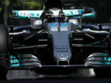 P3: Merc ahead, rivals suffer