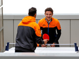 Watch: Ricciardo and Norris interview each other