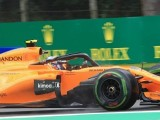 "Lando Norris: ""I didn't get as much running as I would've liked"""