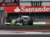 Button to drive title-winning Brawn F1 car at Silverstone