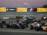 Magnussen finds F1 pack racing tough