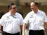 Zak Brown: 'Flexibility' the key to securing McLaren a title sponsor by 2018