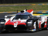 Le Mans 24: Toyota secure pole with car #8