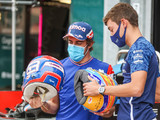 Russell delighted with Alonso's praise, 'one of the greatest'