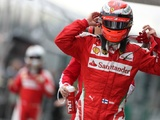 Raikkonen refuses to think 'why me'?