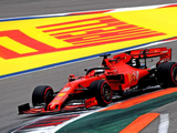 The full team radio dispute between Ferrari, Vettel and Leclerc