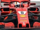 P1: Vettel outpaces Max and Lewis