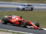"Kimi Raikkonen: ""I'm pretty sure Valtteri had enough space"""