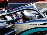 Mercedes 'stands with' Lewis Hamilton against racial injustice