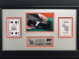 Formula 1 charity Starcards auction for Great Ormond Street