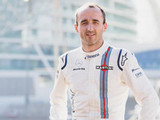 Kubica to be reserve driver at Williams