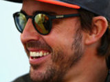 Alonso 'super happy' with career
