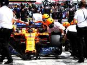Stoffel Vandoorne: 'No way' to avoid opening lap contact