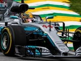 Hamilton to start Brazil GP from pit lane