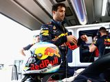 Ricciardo: In the car 'I was a passenger'