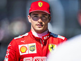 Leclerc quickest in final practice as Hamilton crashes