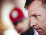 Raikkonen to start from pitlane