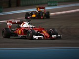 Vettel: Ferrari should've beaten Red Bull to second in F1 2016