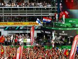 Leclerc, Vettel and the emotions of Monza