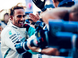 Hamilton and Mercedes up for prestigious award - fifth time lucky for the F1 champion?