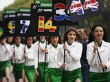 Formula 1 ends use of grid girls from 2018 season