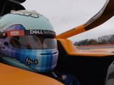Onboard with Ricciardo in the MCL35M