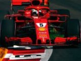 P3: Vettel smashes lap record