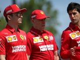 Champions League shows Ferrari can't give up - Charles Leclerc