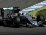 Hamilton avoids penalty, Mercedes fined