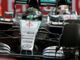 Monaco wings producing Monza downforce in Mexico - Nico Rosberg