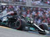 """Lewis Hamilton: """"It's been a good day but there's still work to do"""""""