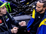 Hamilton, Rossi lift lid on preparations for ride swap