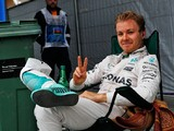 Nico Rosberg: I'll be at Mercedes Formula 1 team for many years