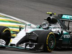 Hamilton gap engine settings - Rosberg