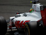 Haas unsure what caused Sepang race retirements