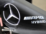 Mercedes tease with glimpse of new exhaust