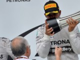 Hamilton overjoyed with Mercedes one-two