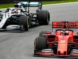 P2: Vettel fastest, Hamilton fifth