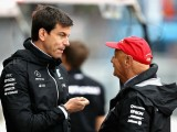 Wolff 'looking forward' to Lauda's return