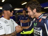 Rossi invites Hamilton for another two-wheel test