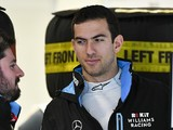 Williams' Latifi picks Roberg's race number six for Formula 1 debut