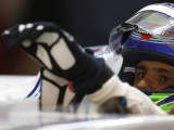 Massa pleased with Williams pace
