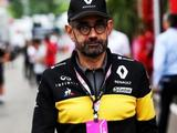 New Renault F1 boss Koskas leaves - before taking up role