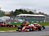Canadian GP timetable