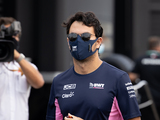 Szafnauer: Perez was always informed of potential Vettel signing