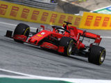Ferrari's Vettel frustrated by lack of points in Spielberg