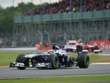 Bottas bows out in British Q1