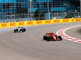 Ferrari left surprised by Mercedes' race strategy