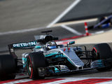 Bottas concludes Sakhir testing on top