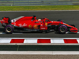 Hungary GP Practice team notes - Ferrari